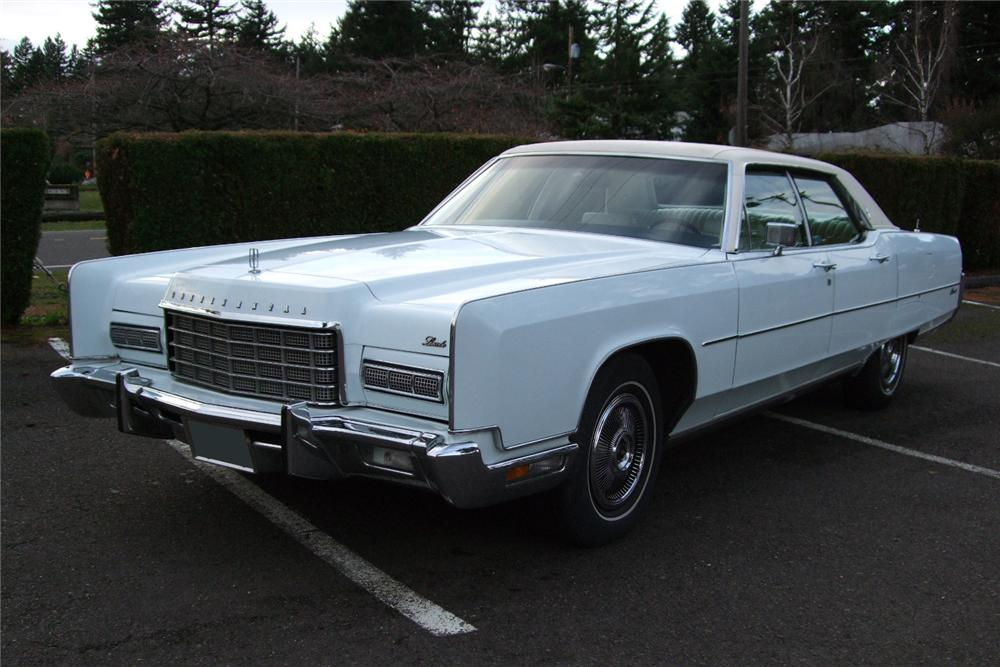 1973 lincoln continental information and photos momentcar. Black Bedroom Furniture Sets. Home Design Ideas