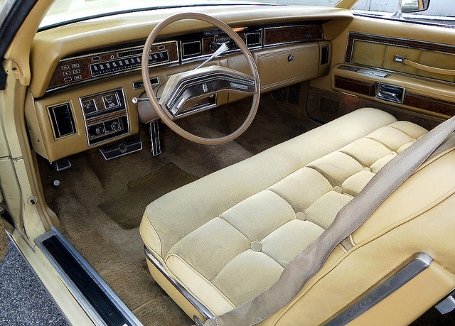 1975 lincoln continental information and photos momentcar. Black Bedroom Furniture Sets. Home Design Ideas