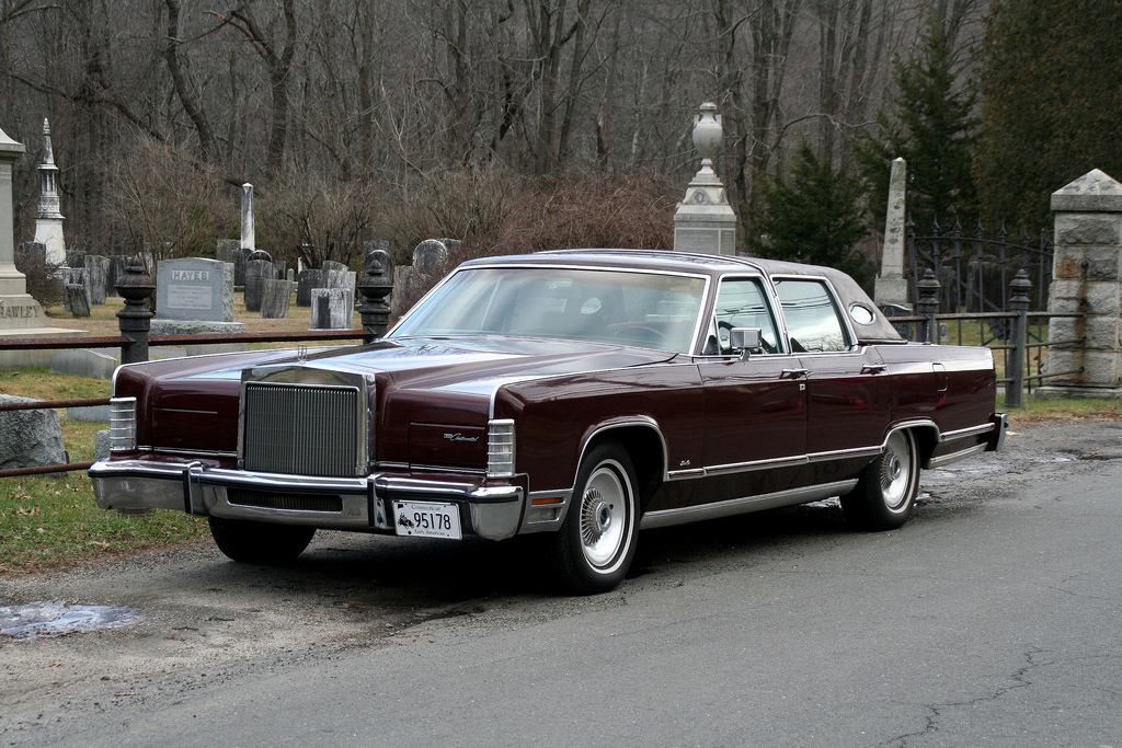 1978 Lincoln Continental Information And Photos Momentcar