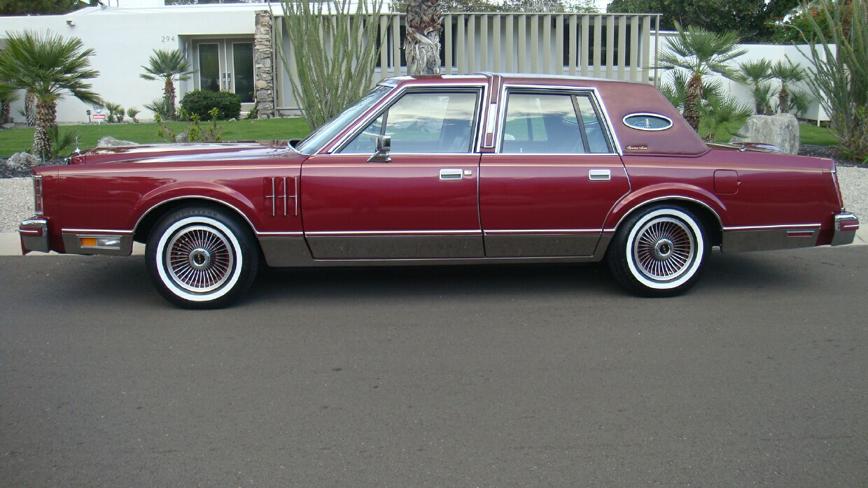 1980 lincoln continental information and photos momentcar. Black Bedroom Furniture Sets. Home Design Ideas