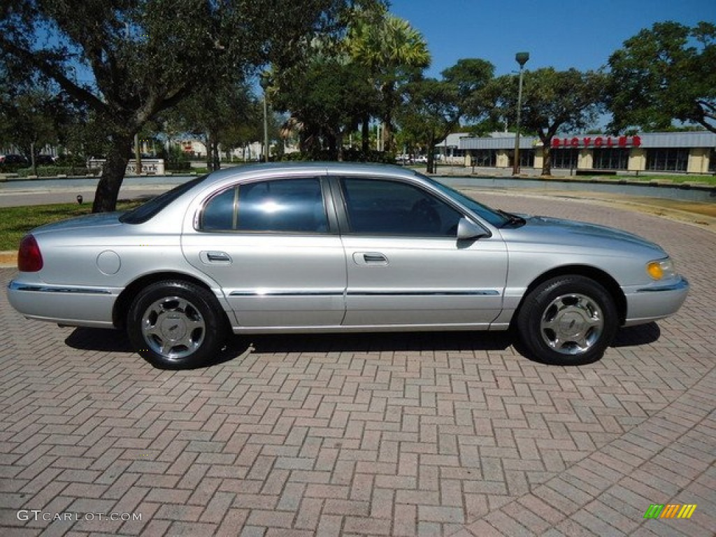 2000 Lincoln Continental Information And Photos Momentcar