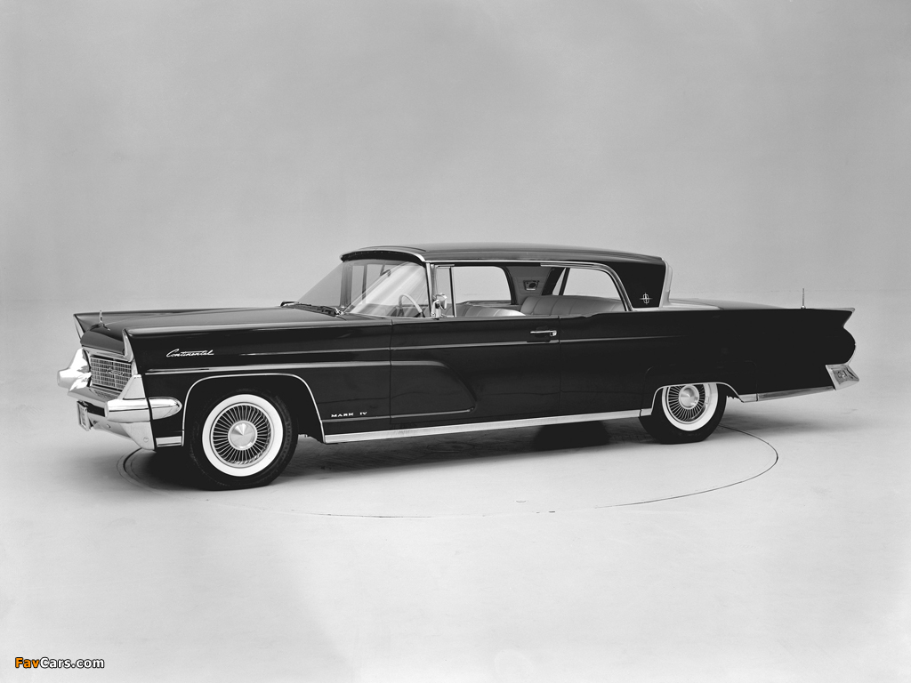 lincoln continental mk iv 1959 10
