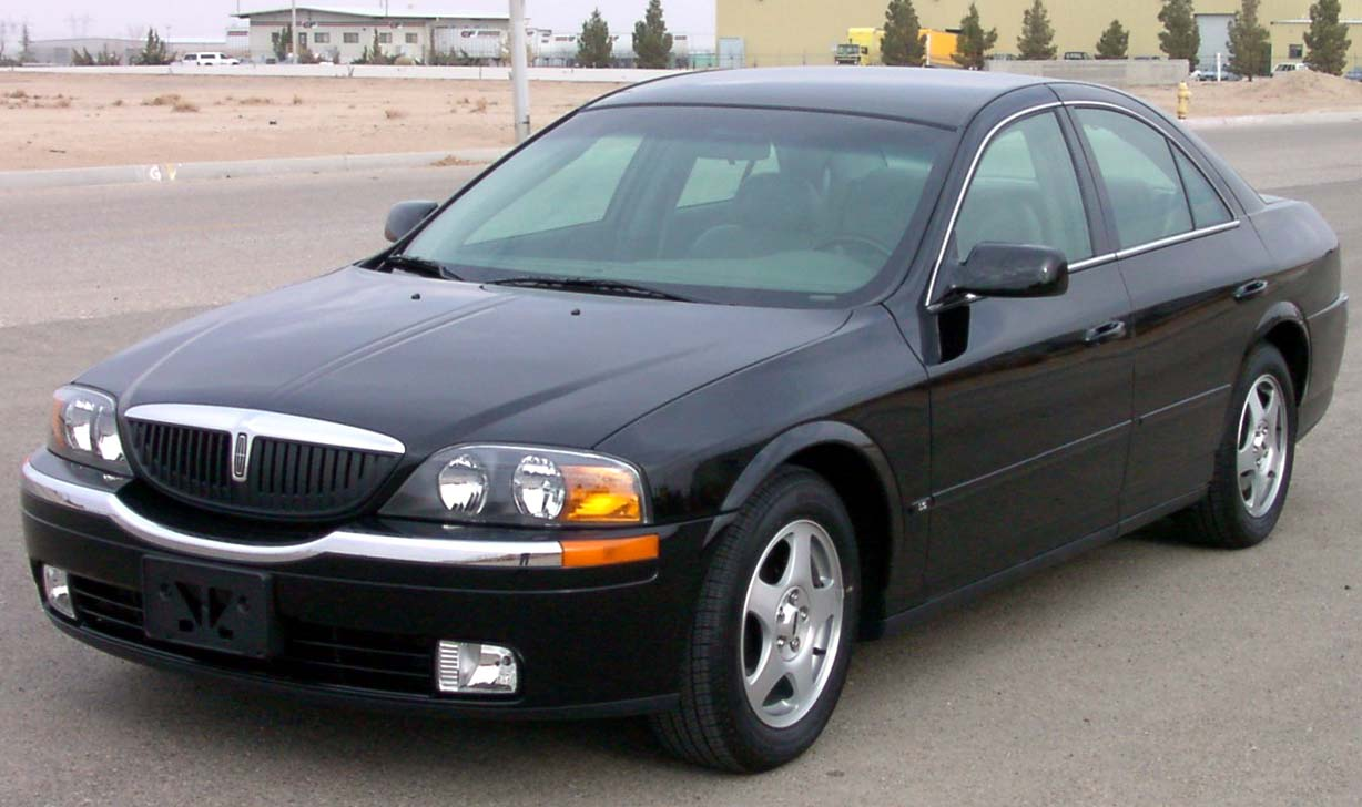 Lincoln LS 2000 #4