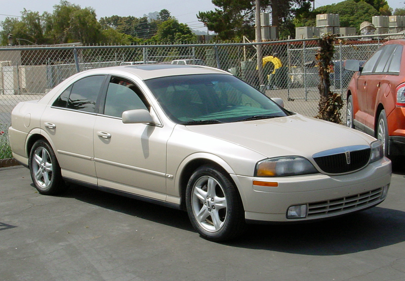 Lincoln LS 2000 #7
