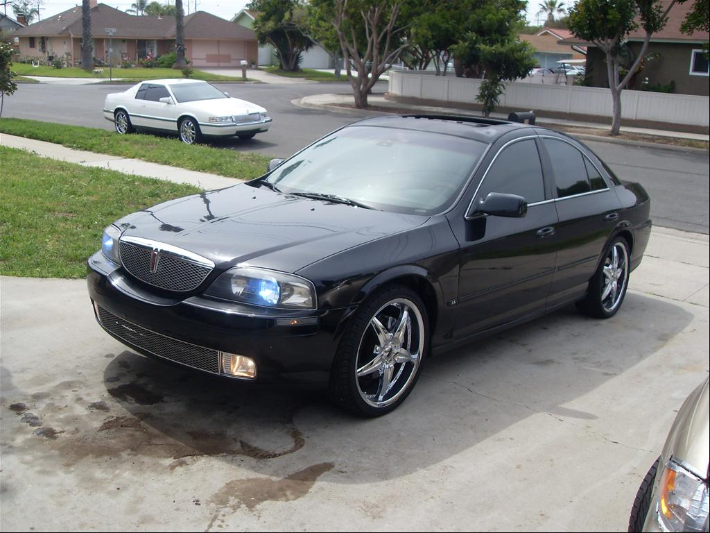 Lincoln LS 2000 #9