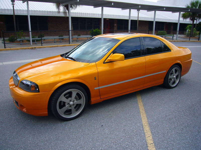 2003 Lincoln LS - Information and photos - MOMENTcar