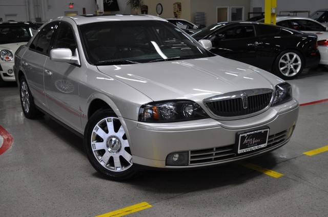 2005 Lincoln Ls Information And Photos Momentcar