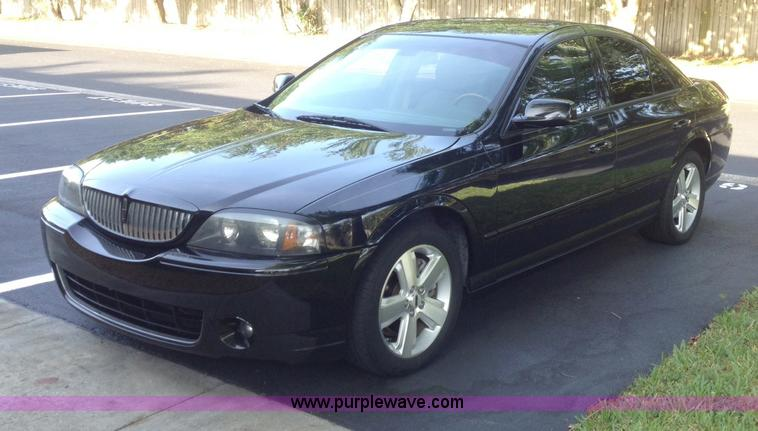 Lincoln LS 2006 #7