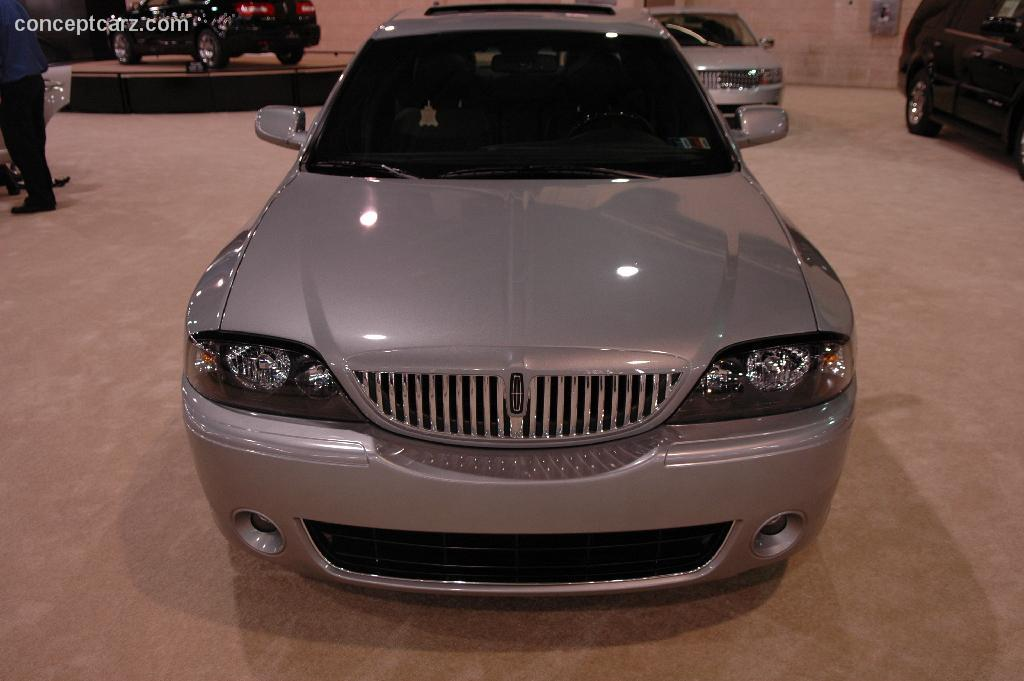 Lincoln LS 2006 #8
