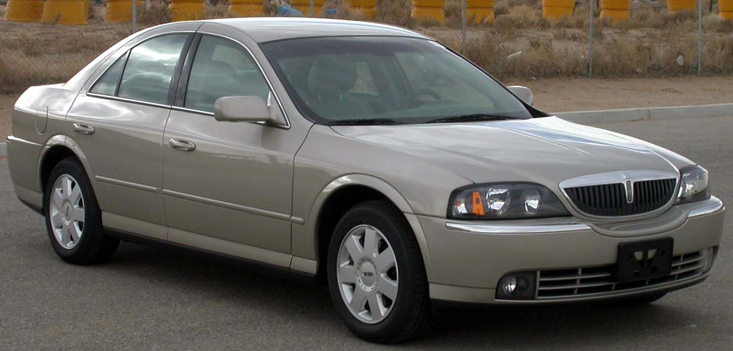 Lincoln LS 2006 #14