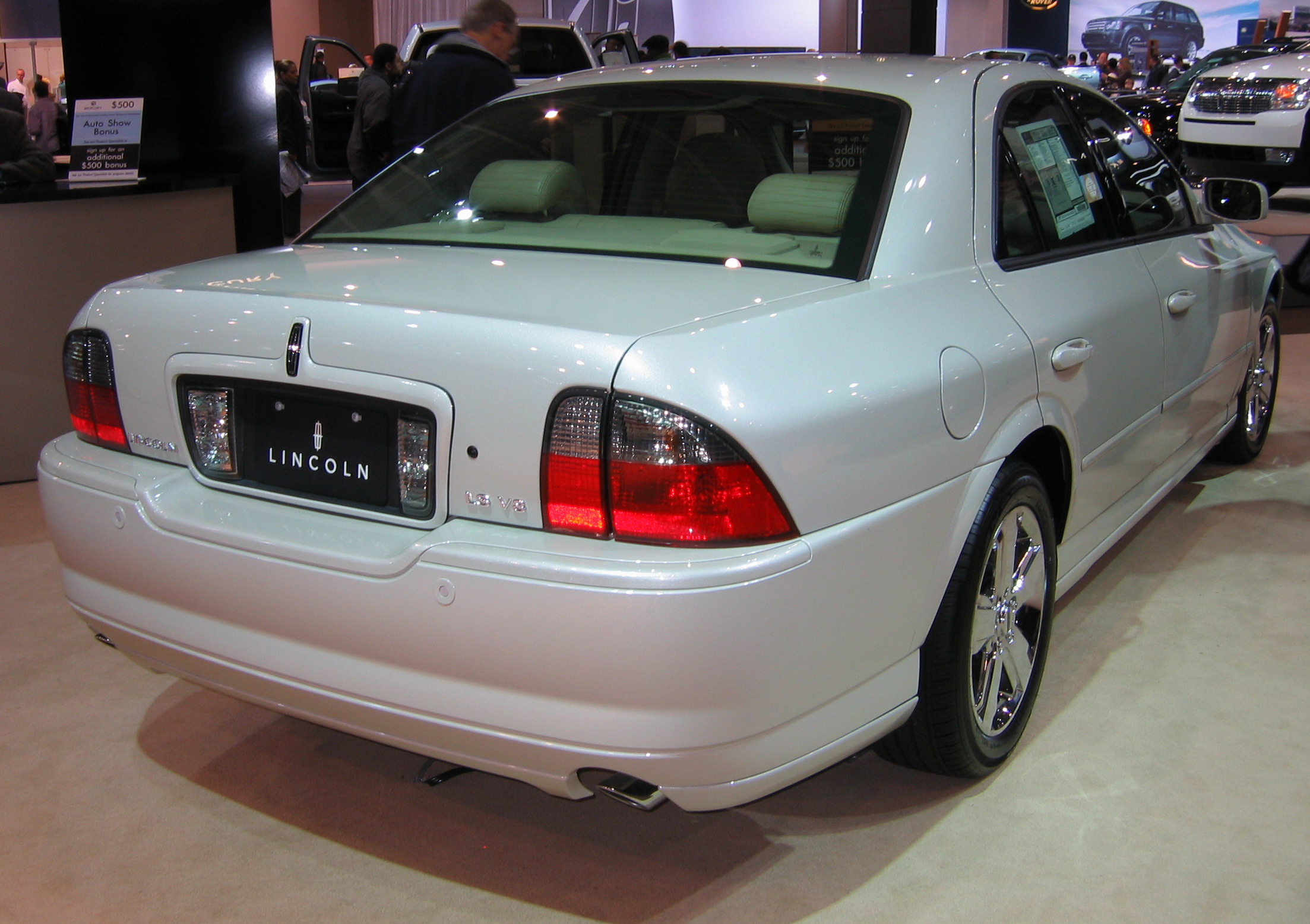 Lincoln LS 2006 #15