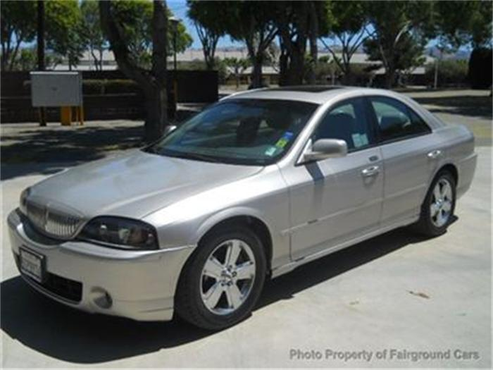 Lincoln LS 2006 #3