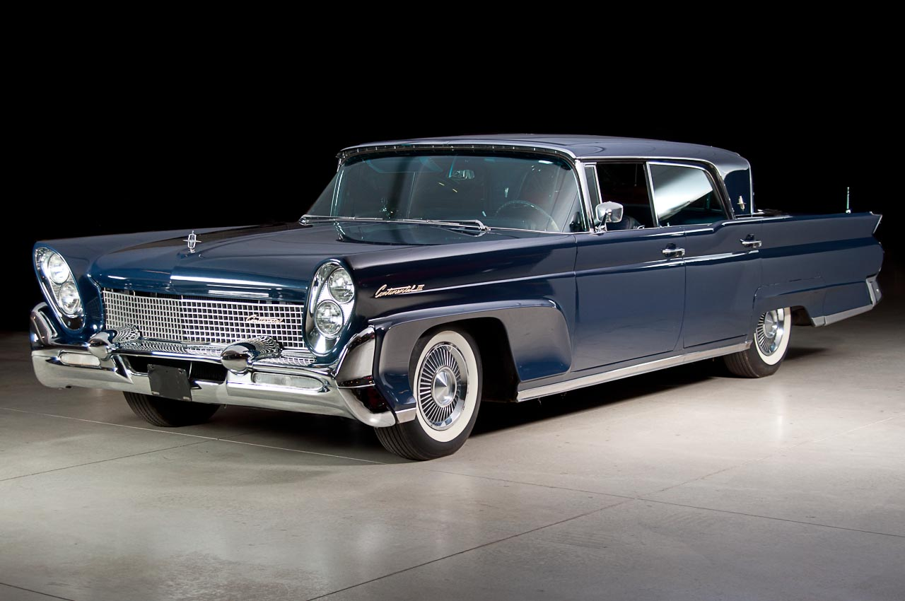 1958 Lincoln Mark Iii Information And Photos Momentcar