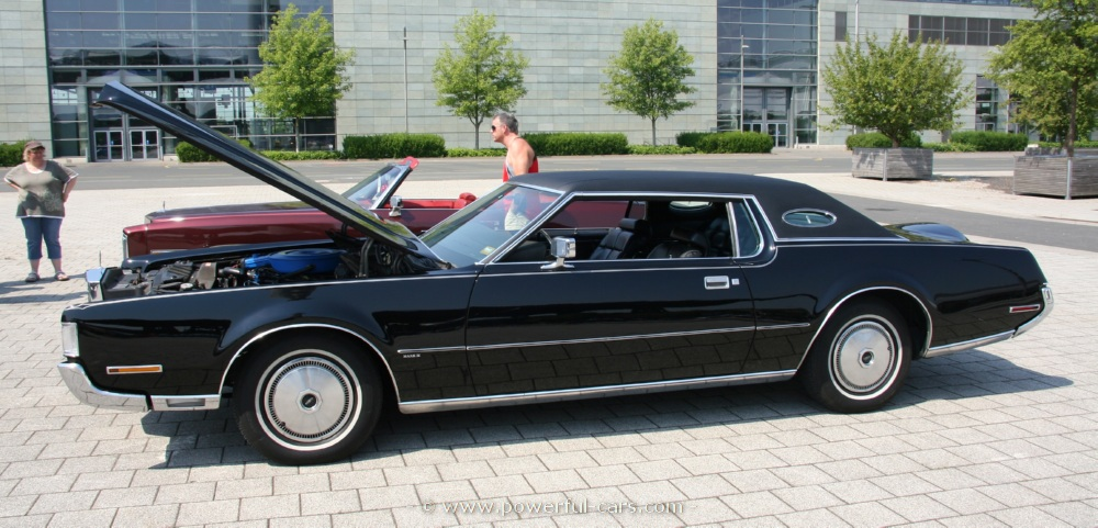 Lincoln Mark IV #9