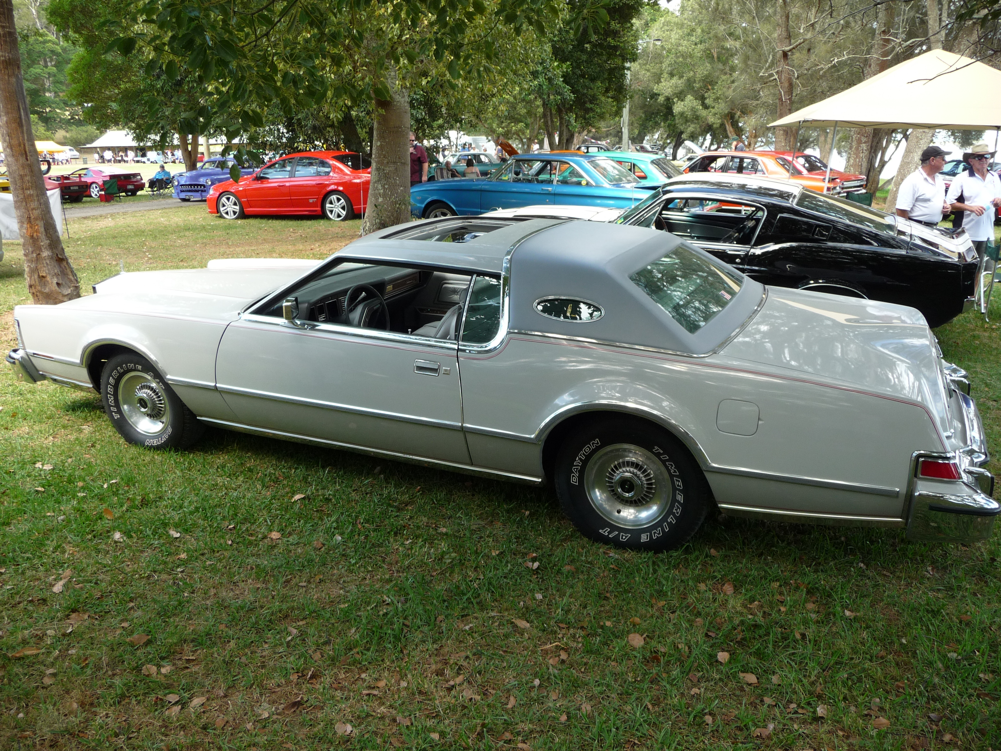 Lincoln Mark IV 1972 #10