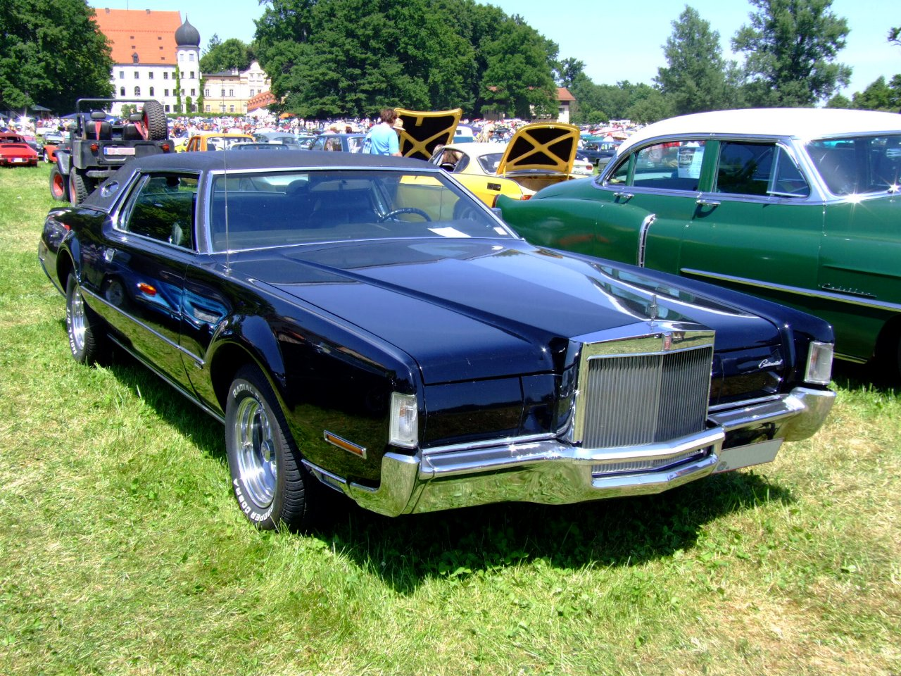 Lincoln Mark IV 1972 #11