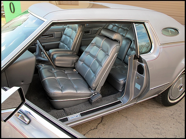 1973 lincoln mark iv information and photos momentcar. Black Bedroom Furniture Sets. Home Design Ideas