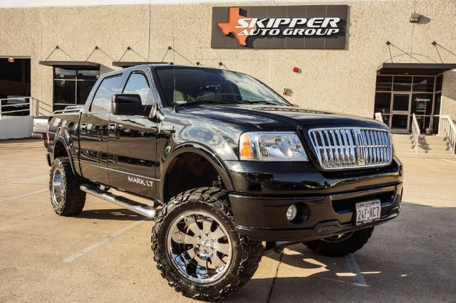 07 lincoln mark lt lifted