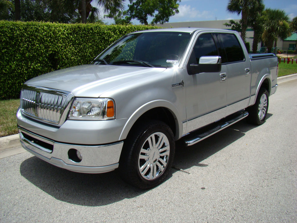 2007 lincoln mark lt information and photos momentcar