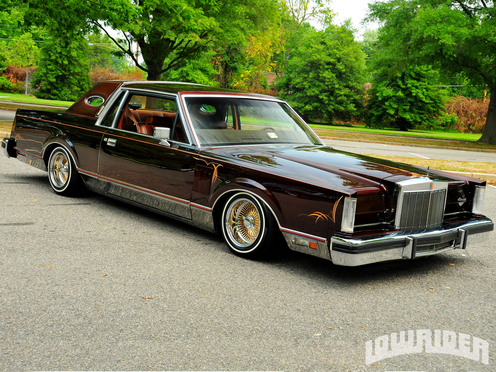 1981 lincoln mark vi information and photos momentcar rh momentcar com 1988 Town Car Lowrider 1988 Lincoln Town Car Lowrider