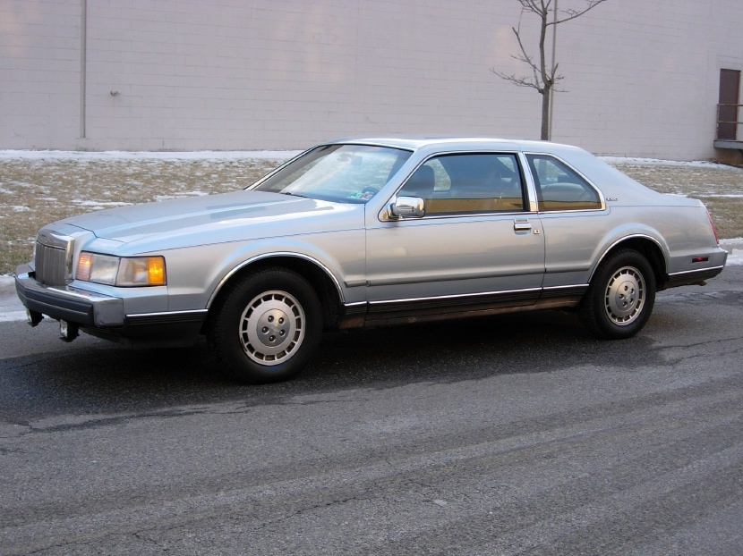 1987 Lincoln Mark Vii Information And Photos Momentcar