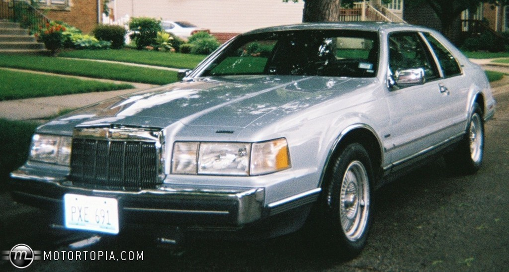1988 Lincoln Mark VII - Information and photos - MOMENTcar