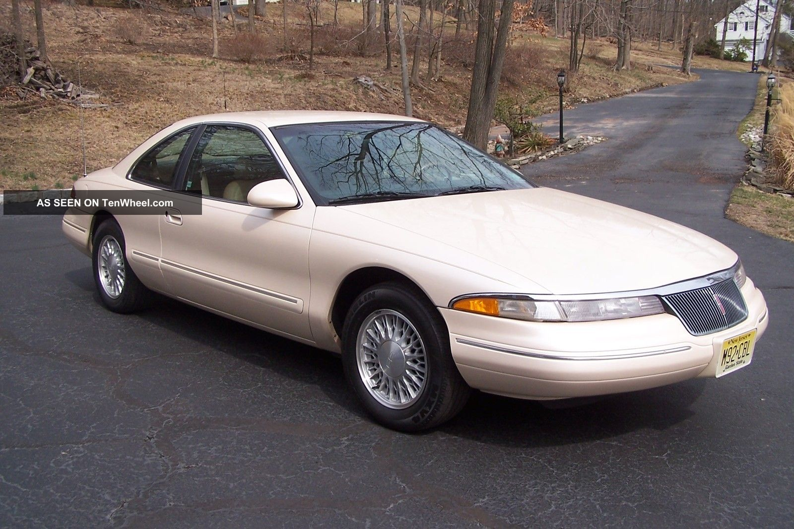 Lincoln Mark VIII Base #2