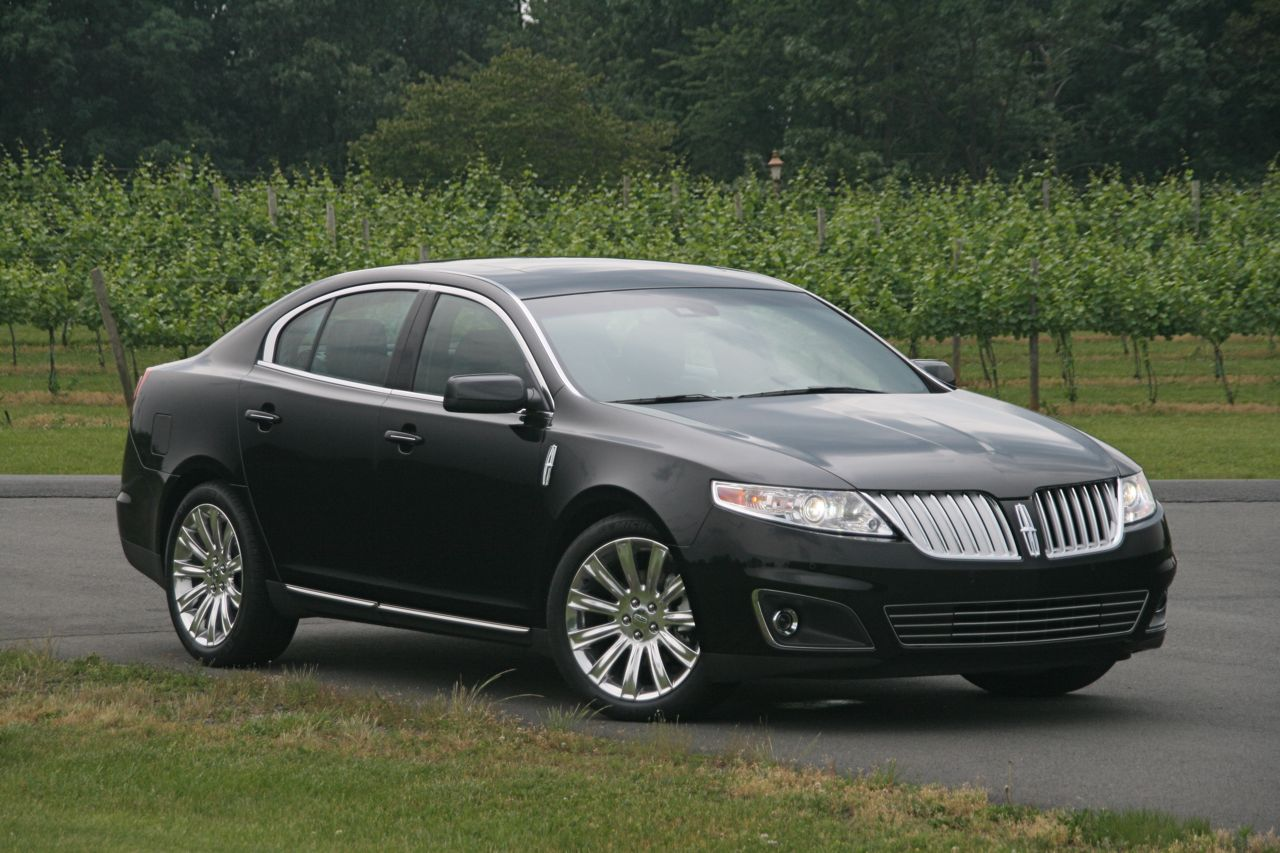 2009 lincoln mks information and photos momentcar. Black Bedroom Furniture Sets. Home Design Ideas