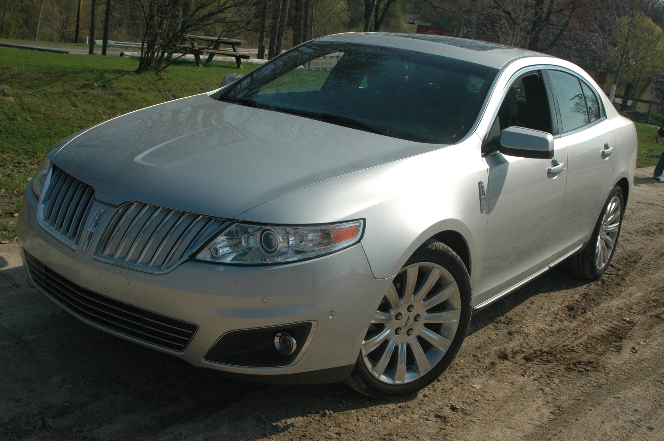 2010 lincoln mks information and photos momentcar. Black Bedroom Furniture Sets. Home Design Ideas