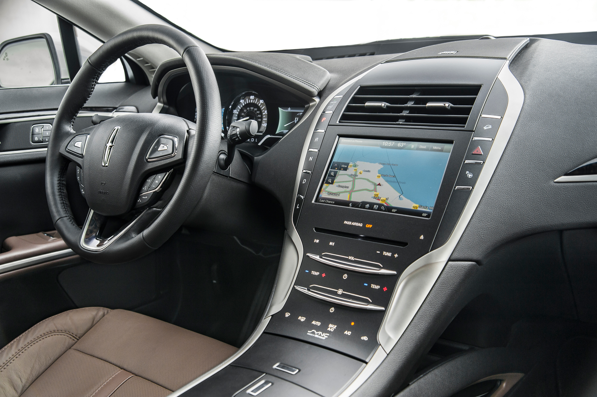 2014 lincoln mks information and photos momentcar