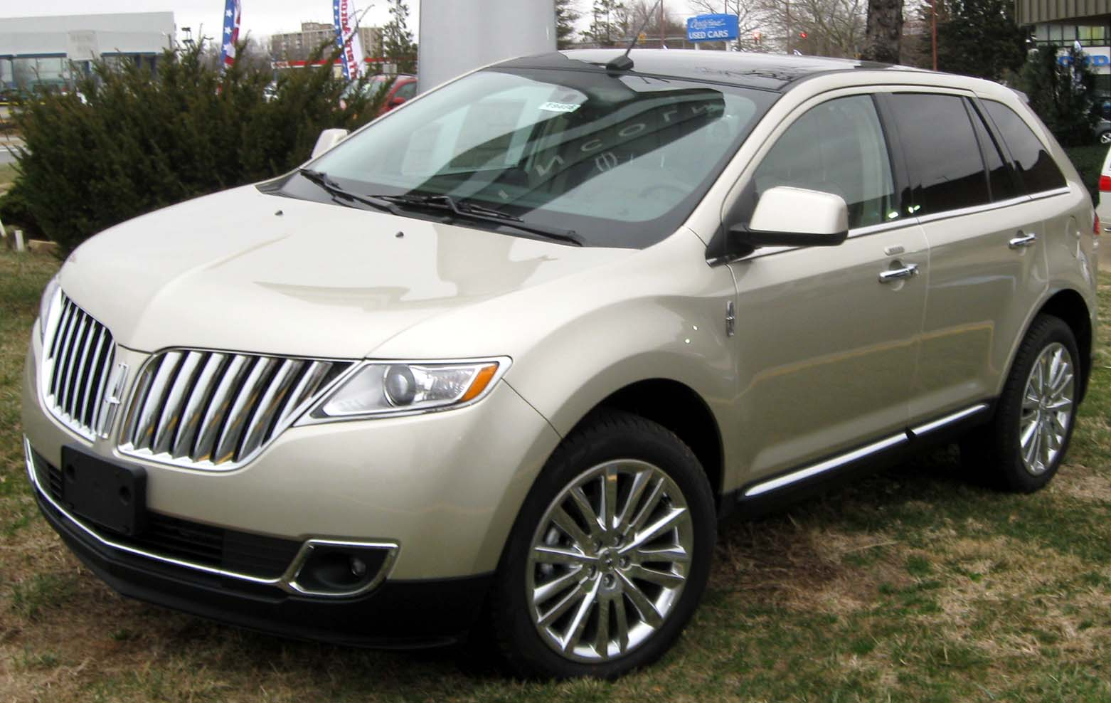 2011 lincoln mkx information and photos momentcar. Black Bedroom Furniture Sets. Home Design Ideas