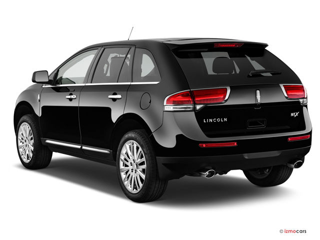 Lincoln MKX 2014 #3