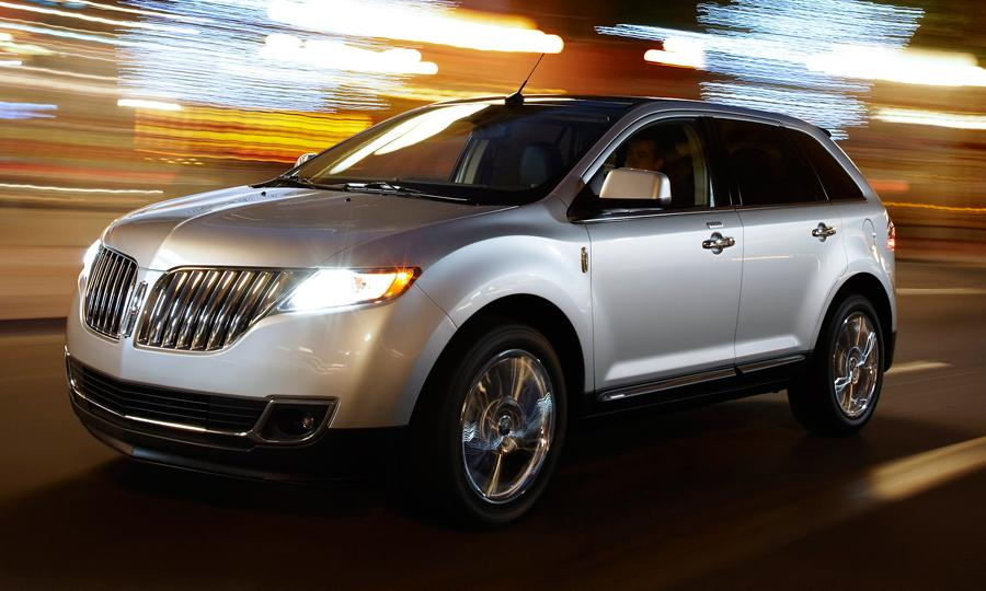 Lincoln MKX 2014 #6