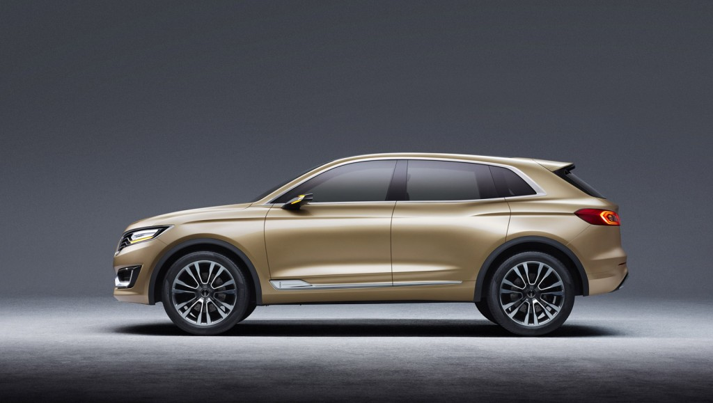 Lincoln MKX 2016 #12