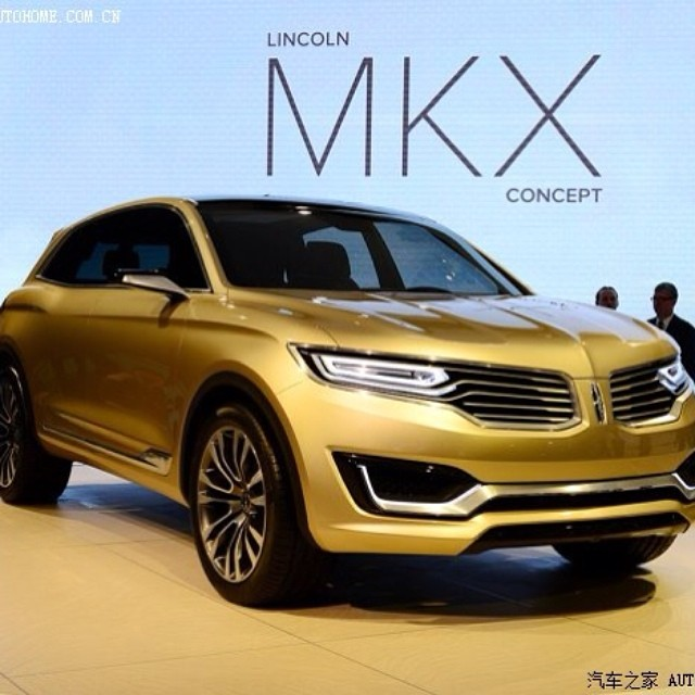 Lincoln MKX 2016 #14