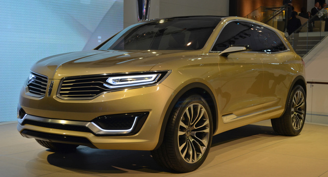 Lincoln MKX 2016 #3
