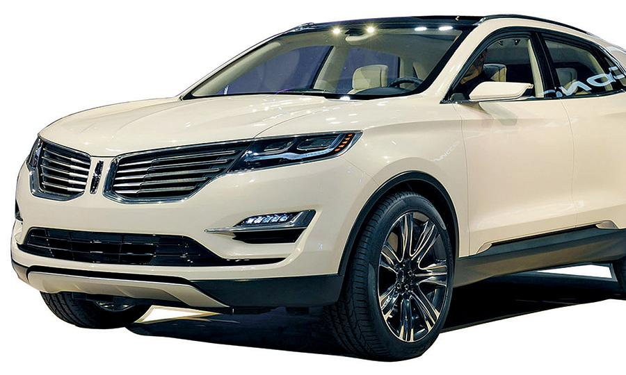 Lincoln MKX 2016 #7