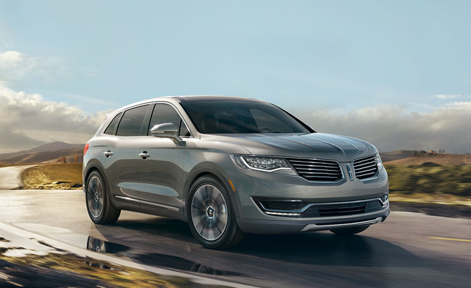 Lincoln MKX 2016 #11