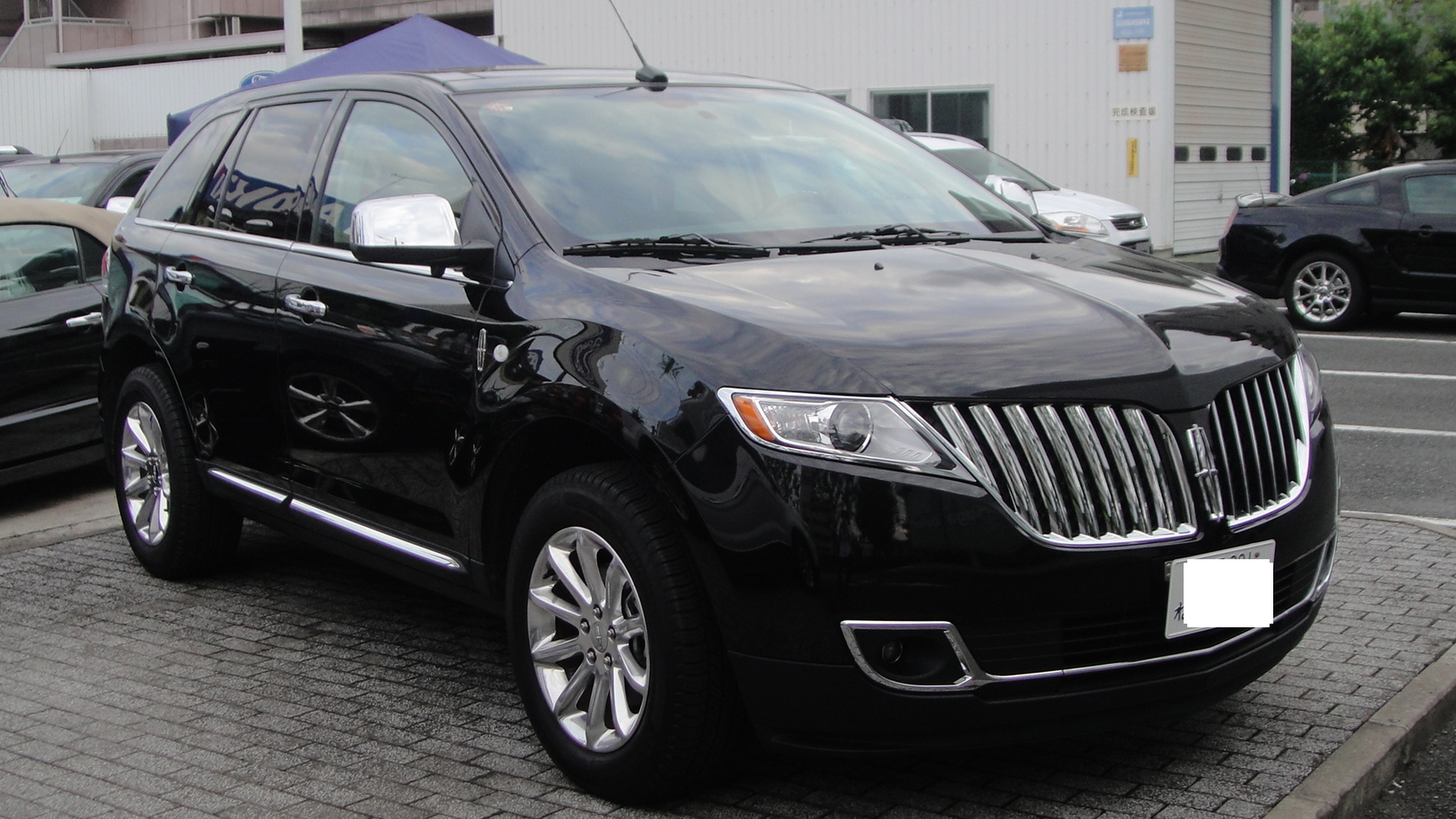 Lincoln MKX #9