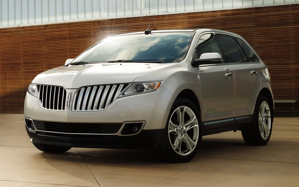 Lincoln MKX #10