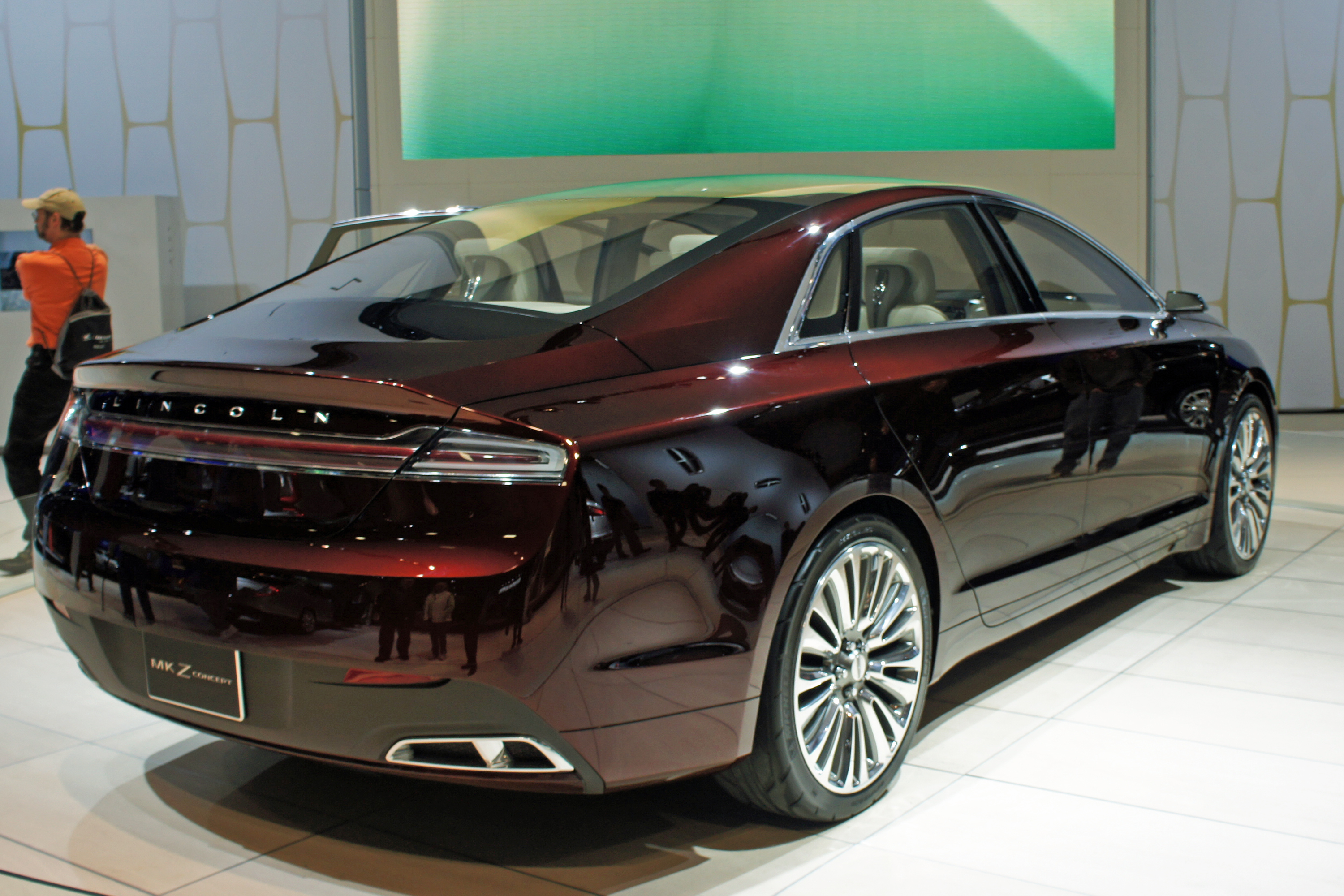 Lincoln MKZ #14