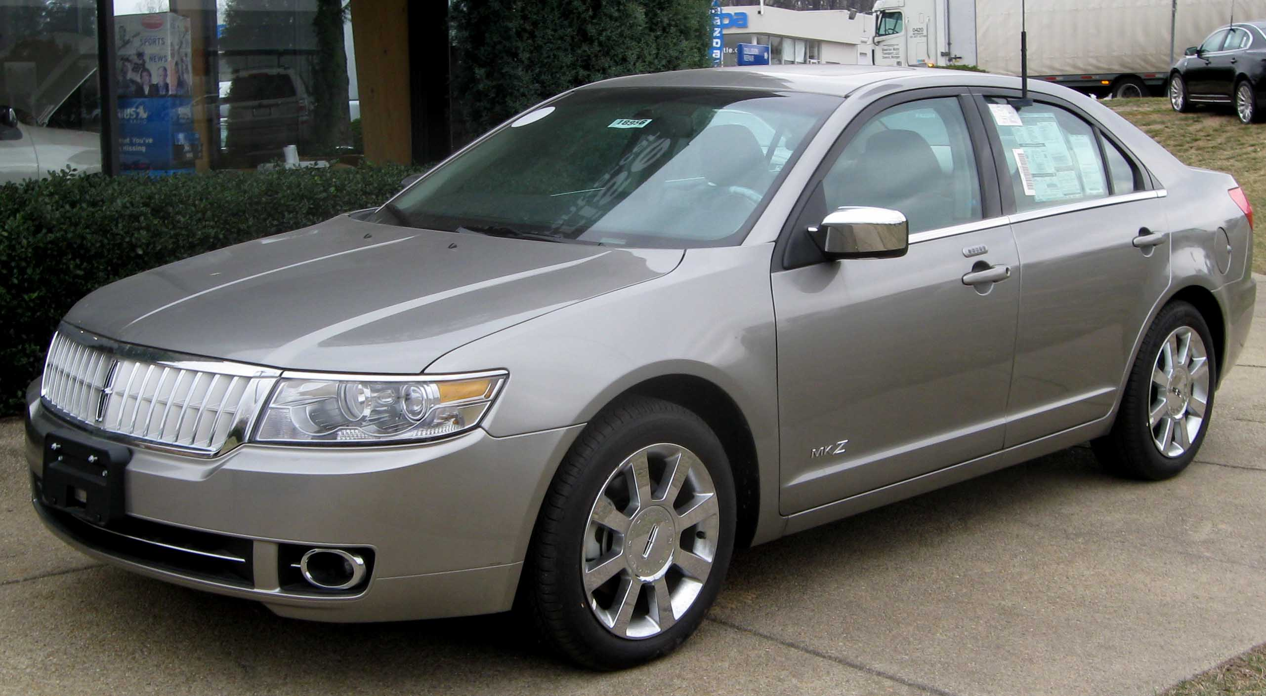 2008 Lincoln Mkz Information And Photos Momentcar