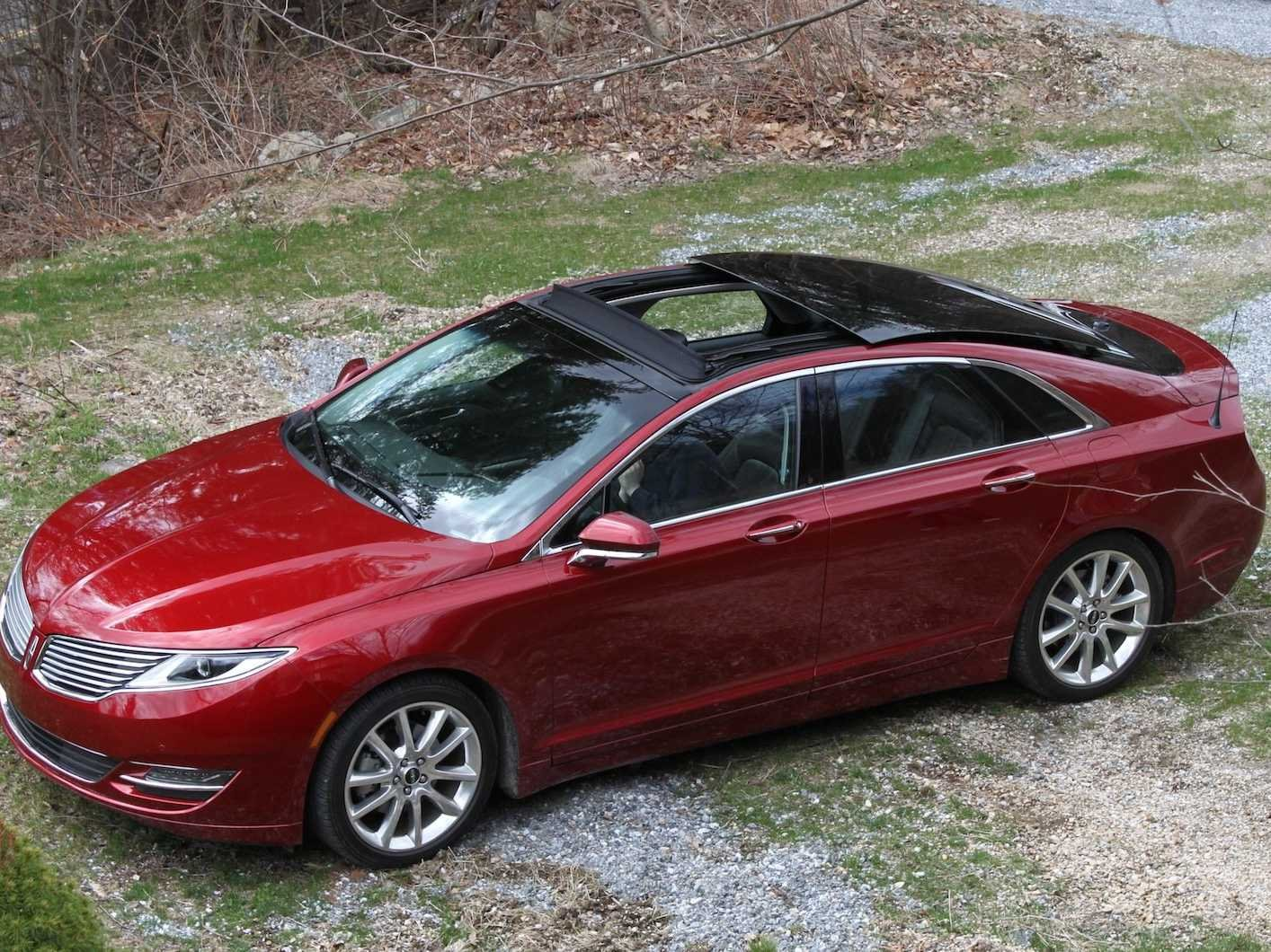 Lincoln MKZ 2014 #11