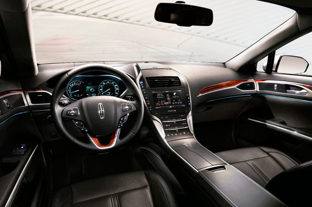 Lincoln MKZ 2014 #14