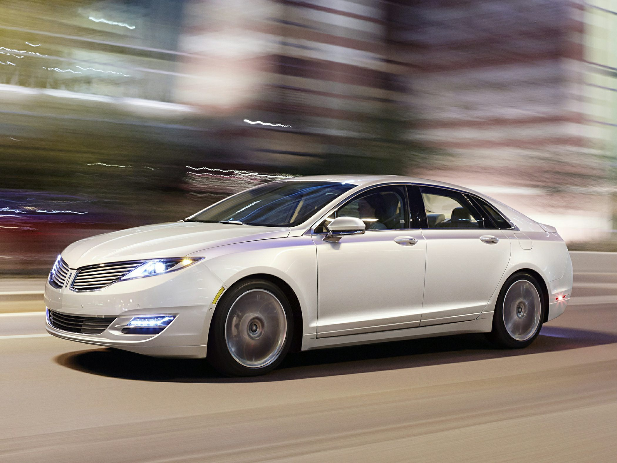 Lincoln MKZ 2014 #3