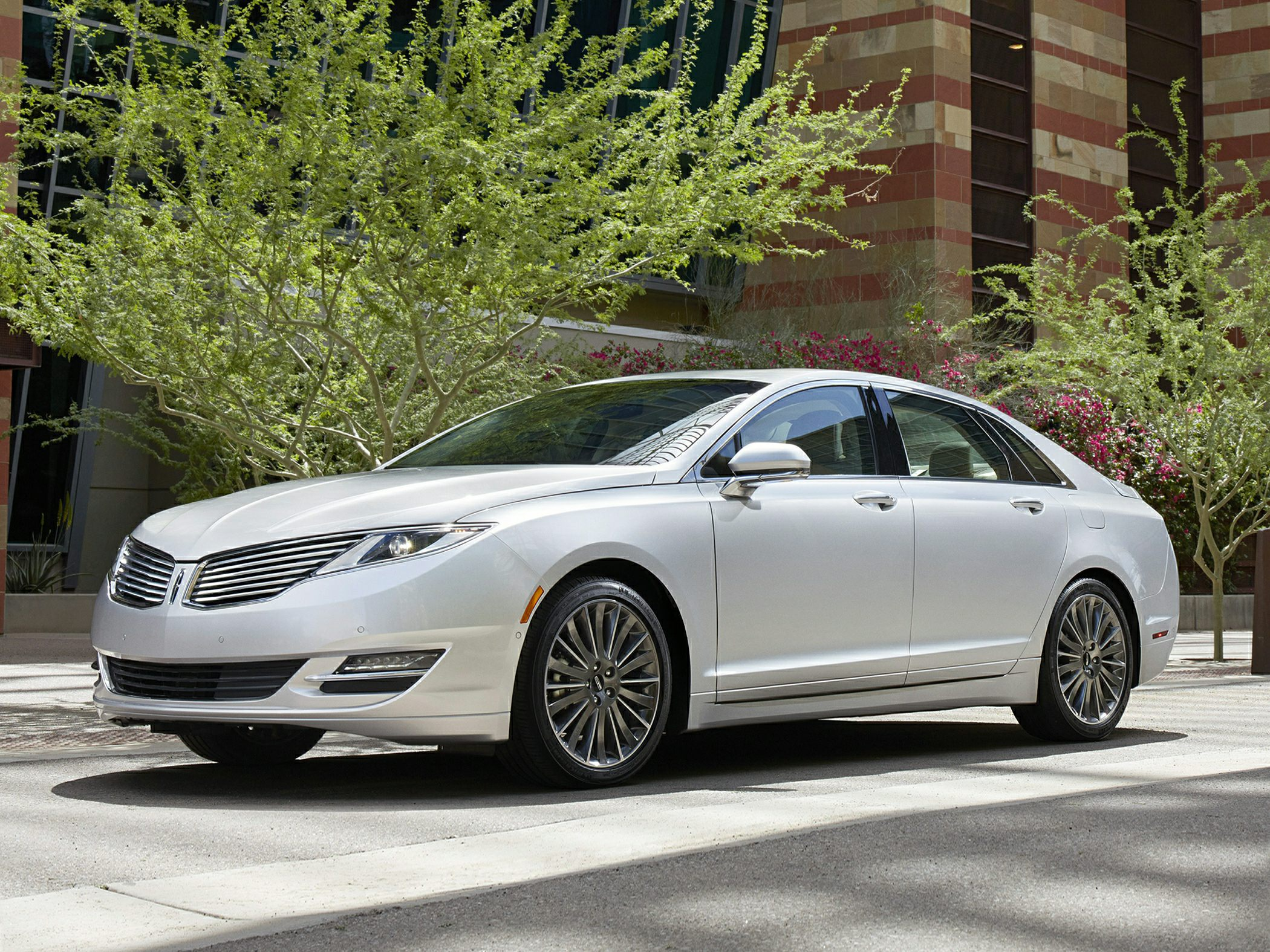 Lincoln MKZ 2014 #6