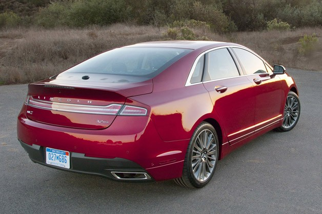 Lincoln MKZ 2014 #9