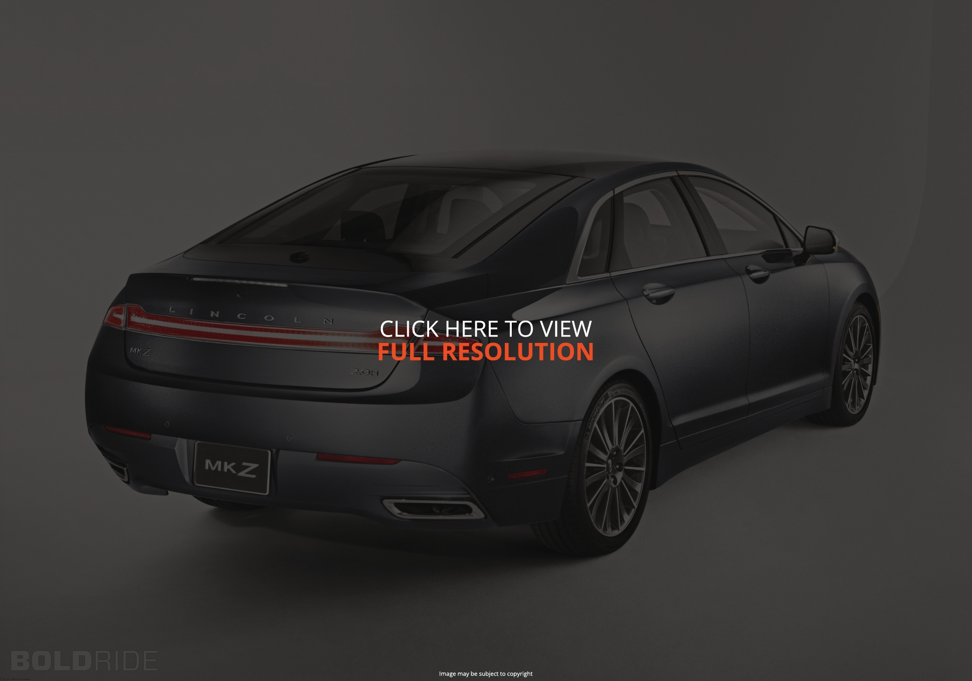 Lincoln MKZ #12