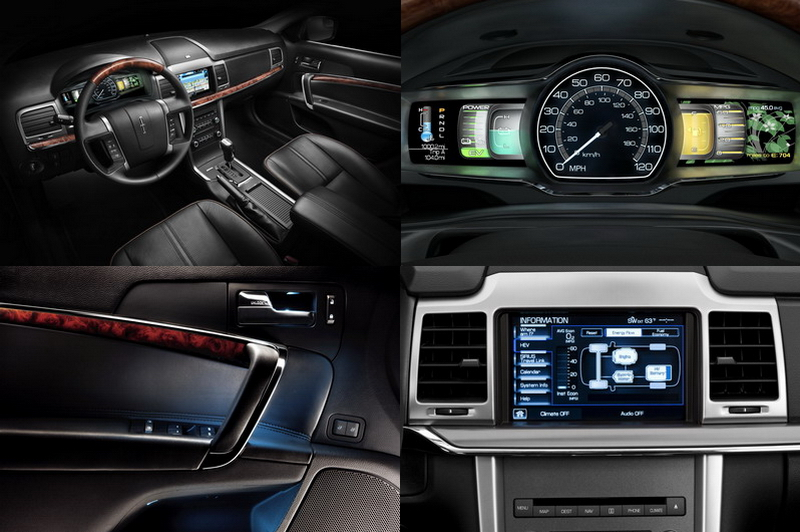 LINCOLN MKZ HYBRID - 293px Image #7