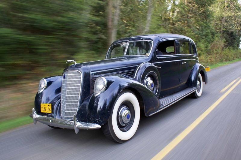 1939 Lincoln Model K Information And Photos Momentcar